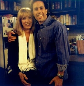 jerry seinfeld and judy kerr