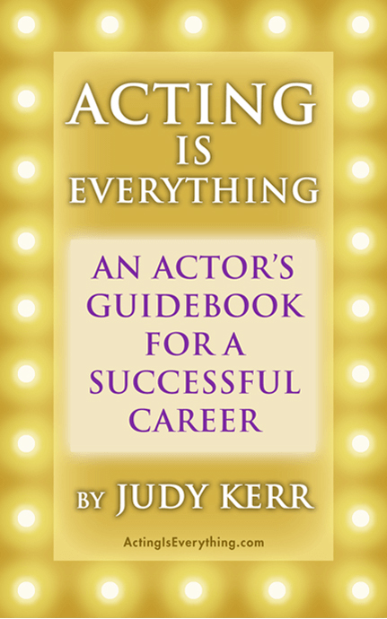 Acting is Everything book cover